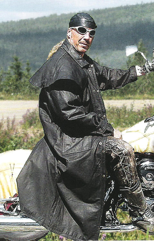 Ledermantel Van Helsing